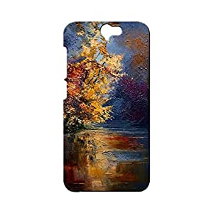 G-STAR Designer Printed Back case cover for HTC One A9 - G1112