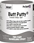 Butt Putty Crack Filler & Cement Repair 2 Gallon
