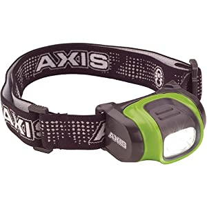 Camping: Coleman Axis LED Headlamps