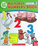 Scholastic My First Numbers Book (Leapfrog)