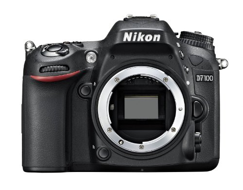 Nikon D7100 Digital SLR Camera Body (24.1MP)