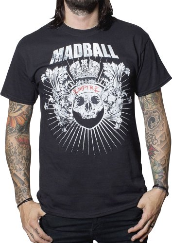 """Empire"" Madball T-Shirt nero 46/48"