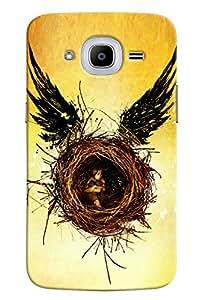 Clarks Printed Designer Back Cover For Samsung Galaxy J2 2016