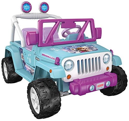 Fisher-Price Disney Frozen Jeep Wrangler