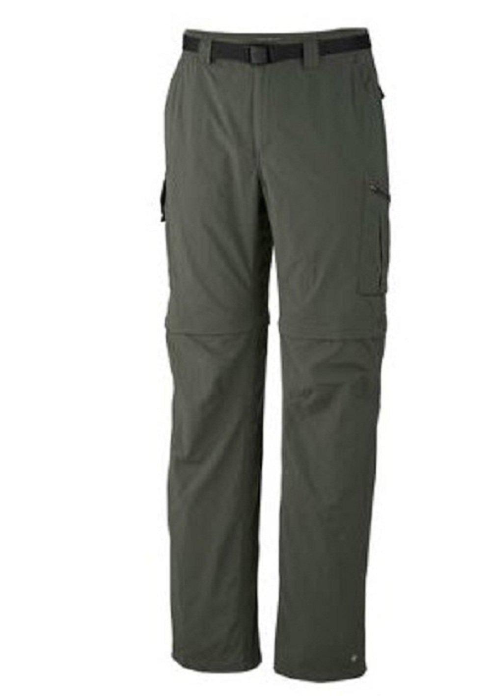 Columbia/哥伦比亚 男士运动裤Silver Ridge Convertible Pant一站式海淘,海淘花专业海外代购网站--进口 海淘 正品 转运 价格