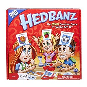 HedBanz Game from Spin Master Games