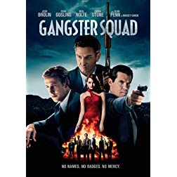 Gangster Squad (+ UltraViolet Digital Copy)