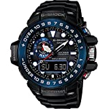 G-Shock GWN-1000B Master o G Series Stylish Watch - Black/One Size (Color: Black, Tamaño: one-size)