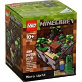 レゴ LEGO 21102 CUUSOO #003 Micro World MINECRAFT