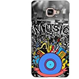 PrintVisa Designer Back Case Cover For Samsung Galaxy On Max (Jazz Performance)