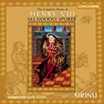 Complete Music of Henry VIII (
