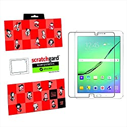 Scratchgard Ultra Clear Protector Screen Guard for Samsung Galaxy Tab S2 9.7 (SM-T815)