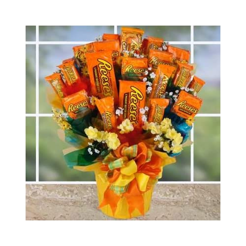 Candy Gift Basket : Gourmet Candy Gifts : Grocery & Gourmet Food