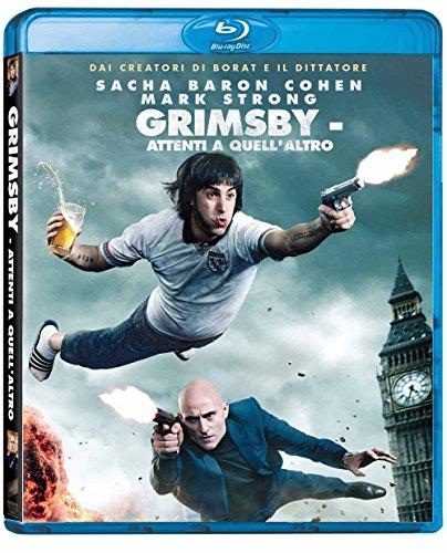 Grimsby - Attenti a Quell'altro (Blu-Ray)