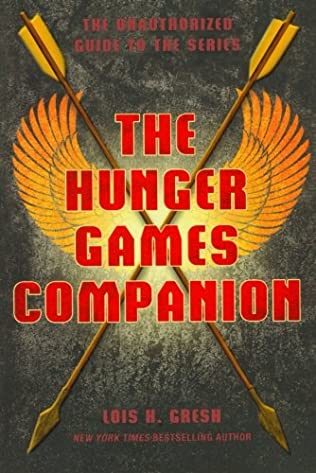 book cover of The Hunger Games Companion: The Unauthorized Guide to the Series