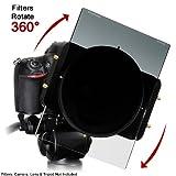 WonderPana 66 FreeArc Essentials ND 0.9SE Kit for Nikon 14mm AF Nikkor f/2.8D ED Lens (Full Frame 35mm)