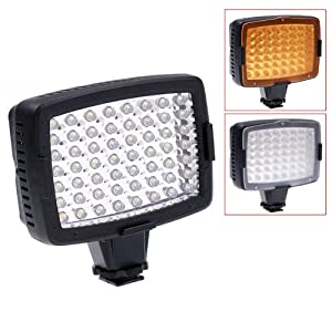 Nanguang 5400K LED Video Light Lamp for Camera DV Camcorder Lighting