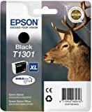 Epson Ink Cart T130 Retail Pack Untagged - Black