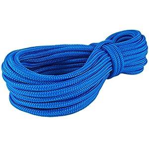 Polypropylenseil SH 4mm Meterware BLAU Polypropylen Seil Reepschnur Leine Schnur Festmacher Rope