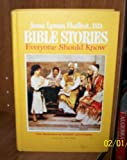 Bible Stories Everyone Should Know : Wonder Book of Bible Stories