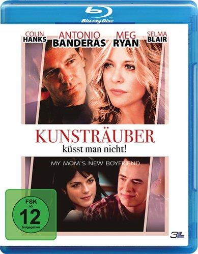 Kunsträuber küsst man nicht! - My Mom's New Boyfriend [Blu-ray]