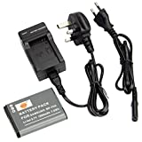 DSTE® BP70A Replacement Li-ion Battery + Charger DC97U for Samsung BP-70A, EA-BP70A and Samsung ST30, ST60, ST61, ST65, ST66, ST67, ST70, ST71, ST72, ST76, ST80, ST90, ST93, ST95, ST100, ST150F, ST700, ST6500, SL50, SL600, SL605, SL630, TL105, TL110, TL2