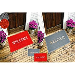 Zesture set of 2 welcome mats