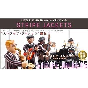 【クリックで詳細表示】[バンダイ] BANDAI LITTLE JAMMER meets KENWOOD リトルジャマー ストライプ・ジャケッツ カートリッジ付
