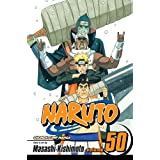 Naruto, Vol. 50: Water Prison Death Match