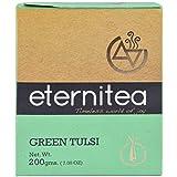 Eternitea Green Tulsi Tea, 200 Grams