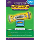 LeapFrog Quantum Leap Turbo Twist Spelling Cartridge & Parent Guide, 5th & 6th Grade Leap Frog