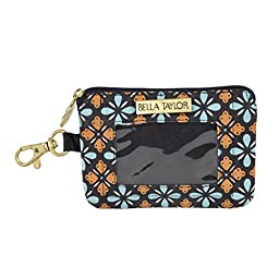 Allie Quilted Cotton ID Please Wallet