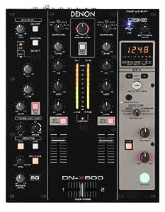 Denon DJ DN-X600 Professional 2-Channel Digital Mixer