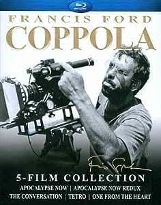 FRANCIS FORD COPPOLA 5 FILM COLLECTIO FRANCIS FORD COPPOLA 5 FILM COLLECTIO