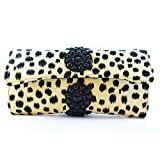AKT Growl Clutch - Leopard (Serengeti)
