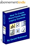 How To Create Word Forms With Legacy...