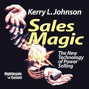 Sales Magic Audiobook