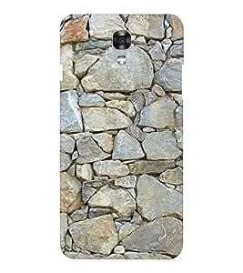 EPICCASE Mountain rocks wall Mobile Back Case Cover For LG X Power (Designer Case)