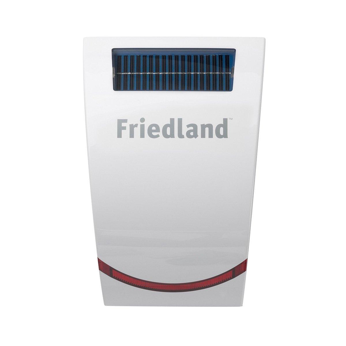Friedland Global Guard FunkAußensirene, FGGA0401WWE  BaumarktKundenbewertung und Beschreibung