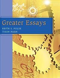 Greater Essays download ebook