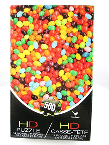 Jelly Beans 500 Piece Puzzle
