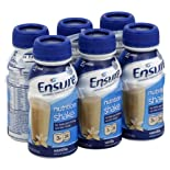 Ensure Complete Nutrition Shake, Vanilla 6 - 8 fl oz (237 ml) bottles