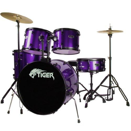 tiger-full-size-5-piece-drum-kit-purple