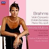 Brahms: Violin Sonatas 1-3 / Piano Trio 1 / Violin Concerto