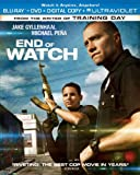 End of Watch (Blu-ray + DVD +