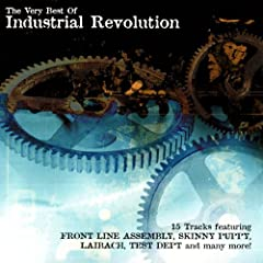 The Very Best Of Industrial Revolution