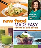 img - for Raw Food Made Easy for 1 or 2 People, Revised Edition book / textbook / text book