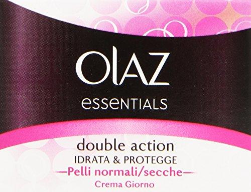 Olaz - Essentials, Crema Giorno, Idrata e protegge , 50 ml