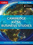 Cambridge IGCSE ® Business Studies Student Book