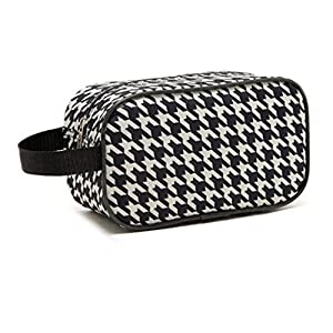 Multi Purpose Outdoor Men's Waterproof Zipper Travel Toiletry Bag Wash Bag Clutch Bag Travel Accessory Organizer Compact Pouch Bag Cosmetic Case